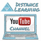 distance learning youtube logo